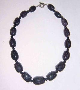 Semi Precious Stone Jewelry Fashion Gemstone Crystal Necklace (ESB01371) pictures & photos