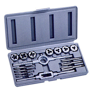 16PCS -2 Metric Tap and Die Set, Alloy Steel