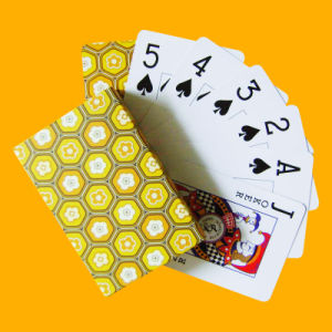 Full Color Custom Poker Custom Playing Cards Poker Cards pictures & photos