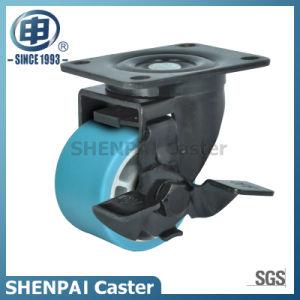 """2.5""""Aluminium Core Nylon Swivel Locking Caster Wheel pictures & photos"""