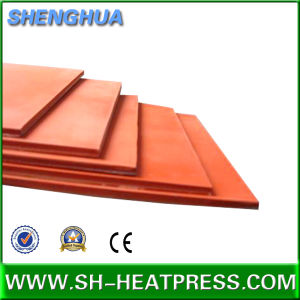 Silicone Rubber Pad, Silicone Rubber Pad for Heat Press Machines, pictures & photos