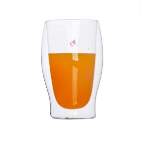 Drinking Glass Borosilicate Double Wall Glass Tumbler pictures & photos