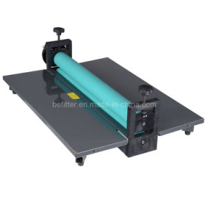 "LBS 650mm 25.5"" Manual Cold Roll Laminator Machine pictures & photos"