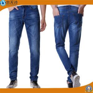 Factory OEM Men Fashion Cotton Stretch Slim Fit Brand Jeans pictures & photos