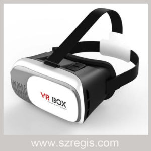 Vr Headset Active Box II 3D Eyewear Movie Smart Video Glasses Virtual Reality pictures & photos