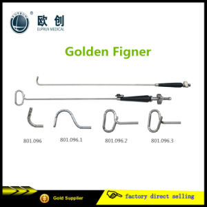Laparoscopic Golden Finger Liver Retractor pictures & photos