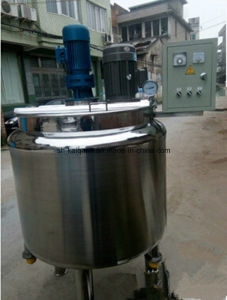 Electric Heating Tank Gas Heating Tank Jacketed Tank pictures & photos