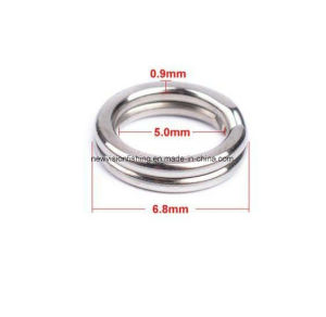 Stainless Steel Split Ring pictures & photos