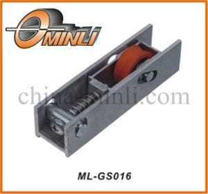Aluminum Alloy Bracket Pulley Metal Bracket (ML-GS016) pictures & photos