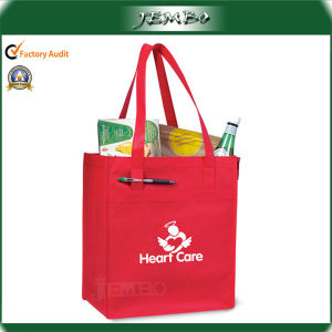 Hot Sell Promotional Non Woven Tote Bag for Shopping pictures & photos