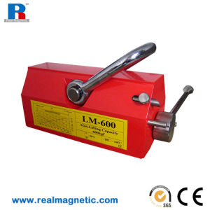 3.5 Times Safety Factor Moving Ring Magnetic Lifter