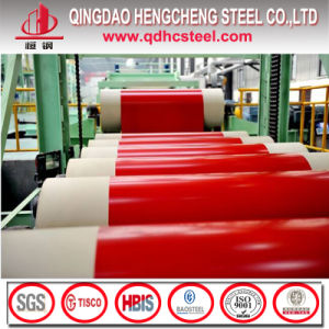 Nippon Prepainted Galvlaume Steel Coil PPGL Factory China pictures & photos