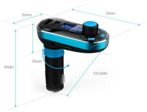 Wireless Bluetooth MP3 Player Car Kit Charger FM Transmitter Modulator pictures & photos