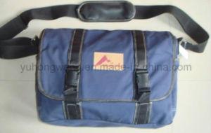 Promotional Polyester Messenger Bag, Single Shoulder Backpack pictures & photos