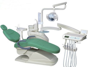 Dental Chair Unit Low Mounte Type Dental Equipment pictures & photos