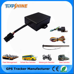 Good Quality and Low Price with Multifunctional Mini GPS Tracker for Motorcycle /Bus/Truck +Free Tracking System (MT08) pictures & photos