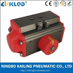 at Series Pneumatic Actuator for Ball Valve/Butterfly Valve pictures & photos