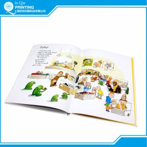 A4 Hardcover Color Children Book Printing pictures & photos