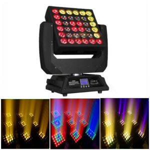6X6 LED Matrix Moving Head Effect Disco Stage Light pictures & photos