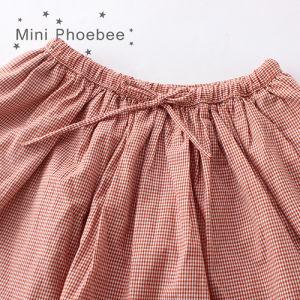 Phoebee Cotton Summer Girls Skirt in Children Apparel pictures & photos