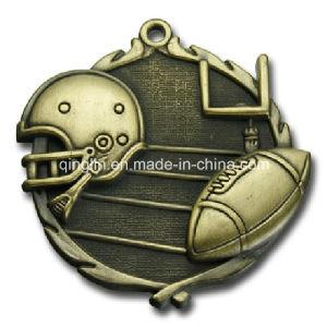 Custom Creative 3D Football Match Medals (QL-JP-0029) pictures & photos