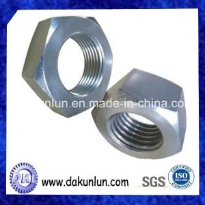Chinese OEM Stainless Steel Fasteners Hex Nuts pictures & photos
