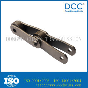 Heavy Duty Forged Offset Sidebar Transmission Drive Roller Conveyor Chain pictures & photos