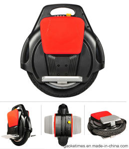 One Wheel Self Balance Electronic Unicycle of High Quality pictures & photos