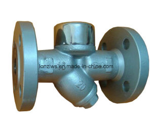Cast Steel Thermodynamic Steam Trap CS49h pictures & photos