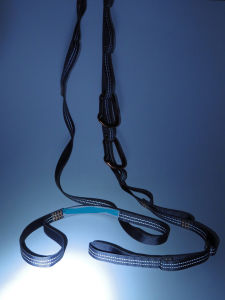 Carries New Designed Safe Hammock Tree Straps with Adjustable Loops pictures & photos