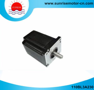 110bl3a230 NEMA42 310VDC 1400W 9n. M 1500rpm Brushless DC Motor pictures & photos