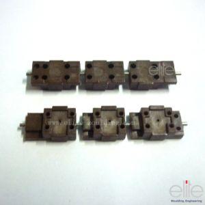 PPS Plastic Connectors Parts and Moulds pictures & photos