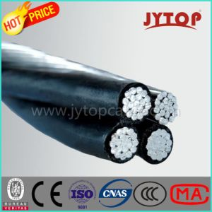 Low Voltage Wire, 4 Core Cable, 4*35mm2 ABC Overhead XLPE Cable pictures & photos