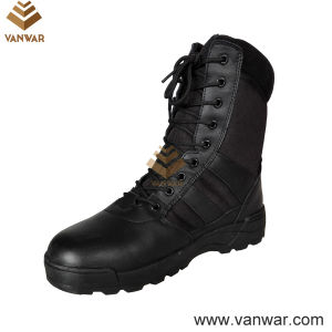 High Quality Military Combat Boots of Black (WCB051) pictures & photos