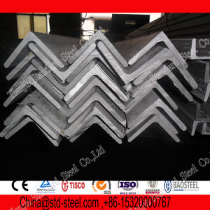 Stainless Steel Angle (304 316 316L321) pictures & photos