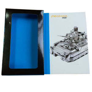 Prefessional China Supplier of Paper Printing Packaging Box for Games pictures & photos