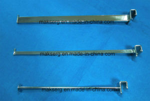 Steel Bracket Chrome Coated for Supermarket pictures & photos