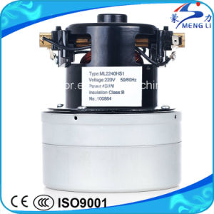 China Supplier Electrical AC Motor for Vacuum Cleaner (ML-HS1) pictures & photos