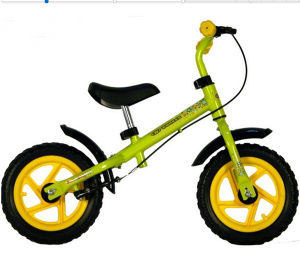 Baby Plastic Kids Walking Bike Outdoor Toys Kids Pedal Bike pictures & photos