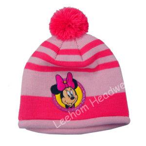 Winter Fashion Knitted Children Kids Beanie/Hat pictures & photos