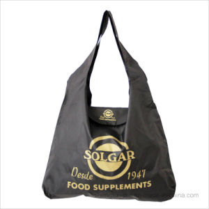 Polyester Shopping Bag in T-Shirt Shape