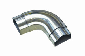 The Newest Flat Bend of Stainless Steel Bread Tube
