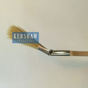 Radiator Brush (paint brush pure white pig bristle with long&short poplar handle, stainless steel ferrule) pictures & photos