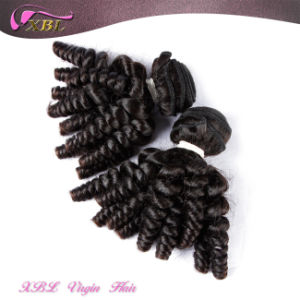 Xbl Baby Curly Unprocessed Wholesale Virgin Brazilian Hair pictures & photos