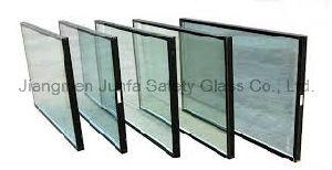 Insulating Glass with Flat or Curved Shape