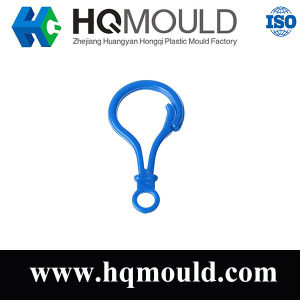 Plastic Keyring Clasp for Keyring Injection Mould pictures & photos