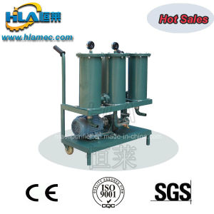 Dk Triple Stages Filtering Mobile Waste Oil Purifier Device pictures & photos