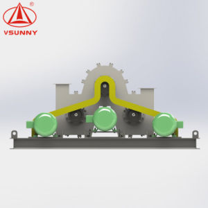 Vsgxj Series Continuous Activation Modifying & Coating Machine