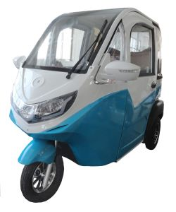 2016 Hot Selling Electric Car or Taxi for Passenger pictures & photos