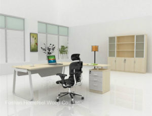 New Style Modern MDF Office Manager Table (HF-MG011) pictures & photos
